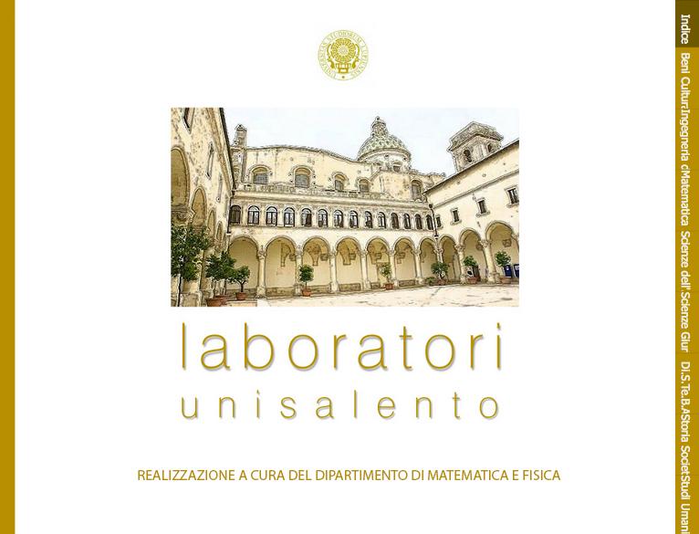 Catalogo dei Laboratori