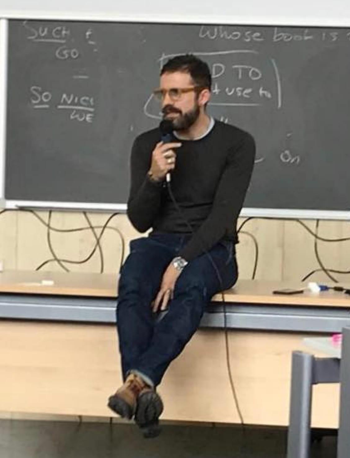 Omar Carlo Gioacchino GELO